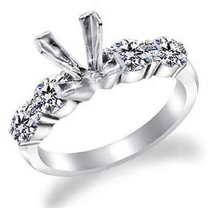 diamondless ring