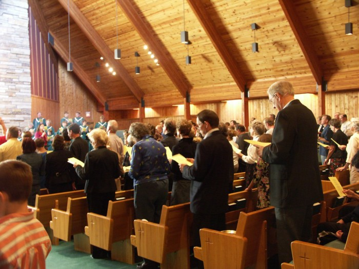 traditional-congregation