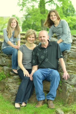 Family Photo from 2013